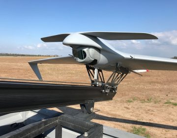 CONTROP USA to demonstrate T-STAMP- XR: a unique, compact payload for small UAS