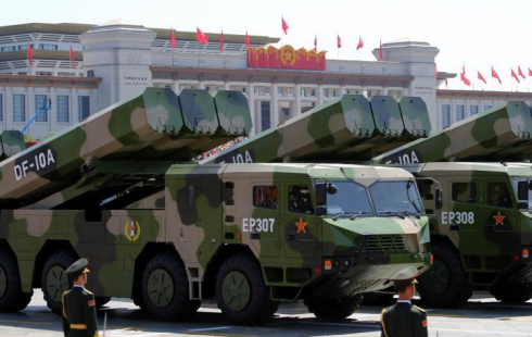 US concerned about Chinese and Russian long-range precision weapons capabilities