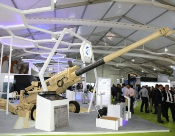 DefExpo 2018: Kalyani Group developed new Bharat ULH howitzer