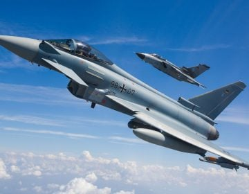 ILA 2018: Team Eurofighter presents offer to Germany