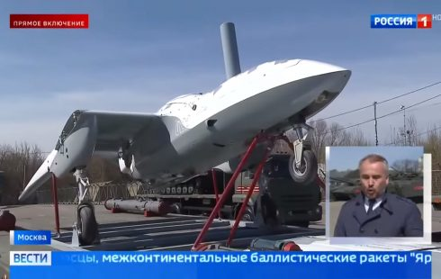 New Korsar UAV to take part in Russia's Victory Day parade for the first time