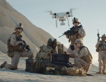 MyDefence launches new WingMan series of wearable drone detection platforms