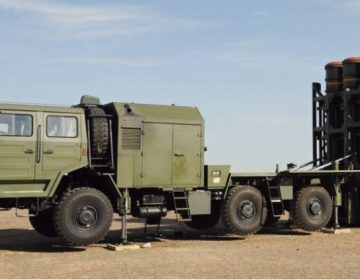 China to unveil modern air defence systems and UAVs at KADEX 2018