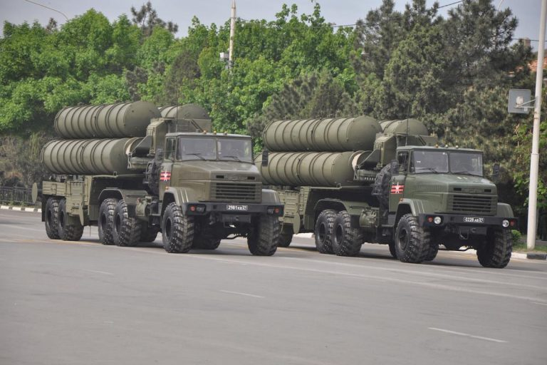 Russia decided to postpone delivery of S-300 air defence system to Syria