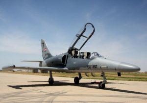 Iraqi Air Force received L-159T1 advanced light combat aircraft