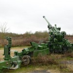 TRAJAN 155 mm/52 caliber towed gun of French Nexter Systems
