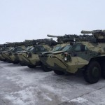 BTR-4 Bucephalus 8x8 wheeled armoured personnel carrier