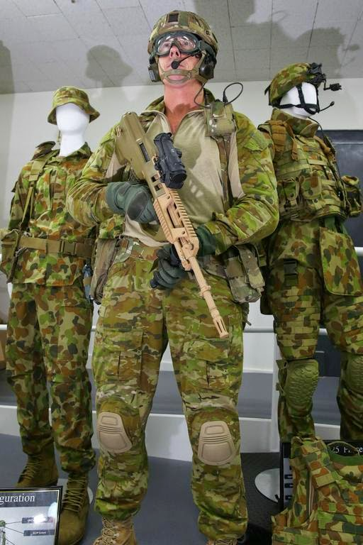 Australia's new camouflage uniform – Defence Blog