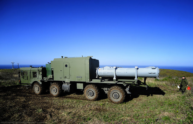 Russia deploys new missiles in the far east 13