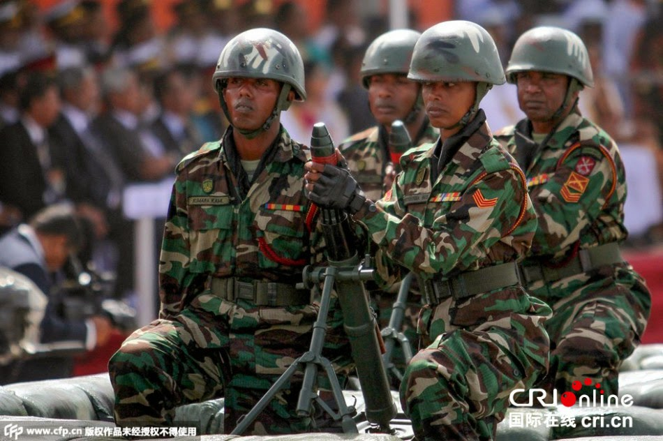 Sri Lanka celebrates Mullivaikkal anniversary with military parade 10