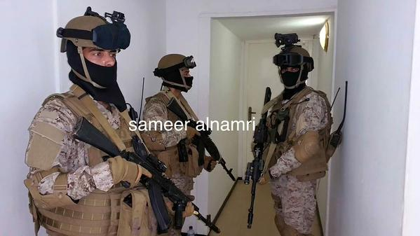 Saudi commandos accompany Yemeni government delegation to Aden 2