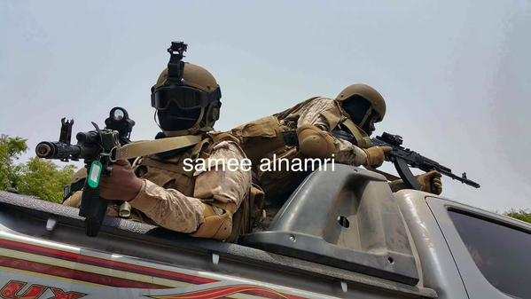 Saudi commandos accompany Yemeni government delegation to Aden 4
