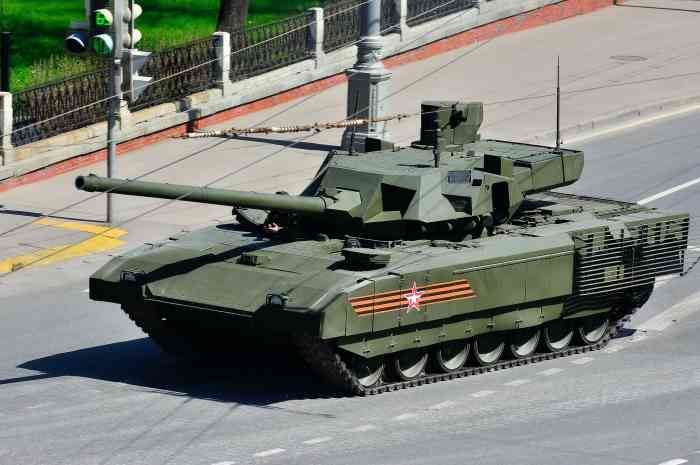 russian t 14 armata tank will cost roughly 4 5 million. Black Bedroom Furniture Sets. Home Design Ideas