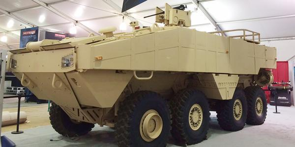 Lockheed-Martin-introduces-Amphibious-Combat-Vehicle-candidate