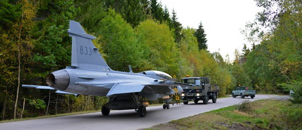Photo: Louise Levin/Swedish Armed Forces