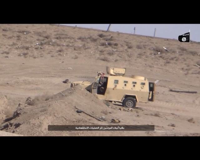 Islamic State counter attack in Ramadi 3