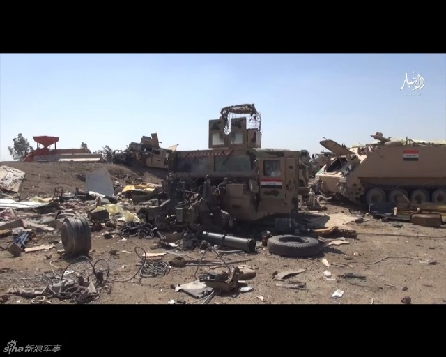 Islamic State counter attack in Ramadi 5