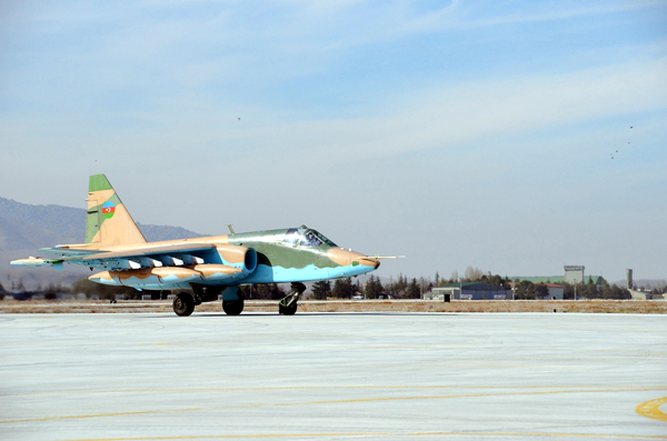 Azerbaijan Air Force deploys MiG-29s, Su-25s to Turkey for exercise 4