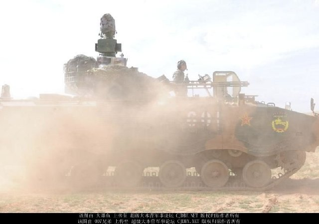 Chinese PLA tests new Battle field Radars 3