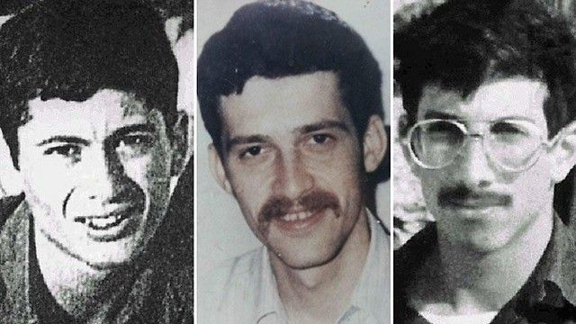 missing soldiers Zvi Feldman, Yehuda Katz and Zachary Baumel