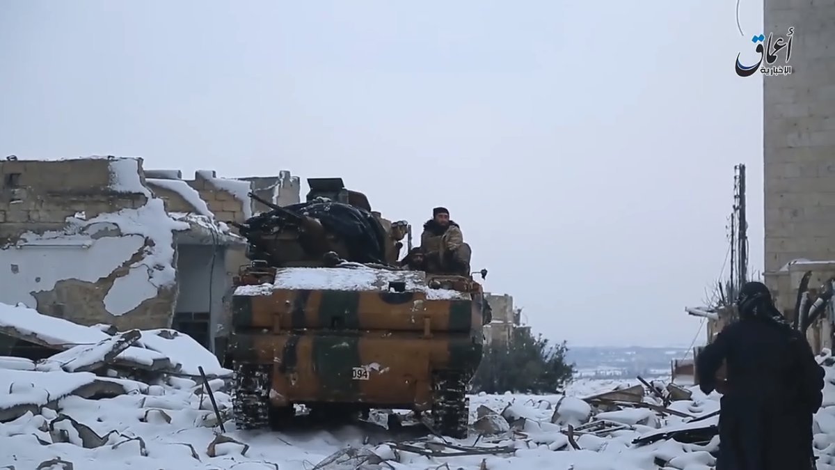 Military Tank For Sale >> ISIS claimed it captured Turkish Leopard 2A4 main battle tanks in Syria – Defence Blog