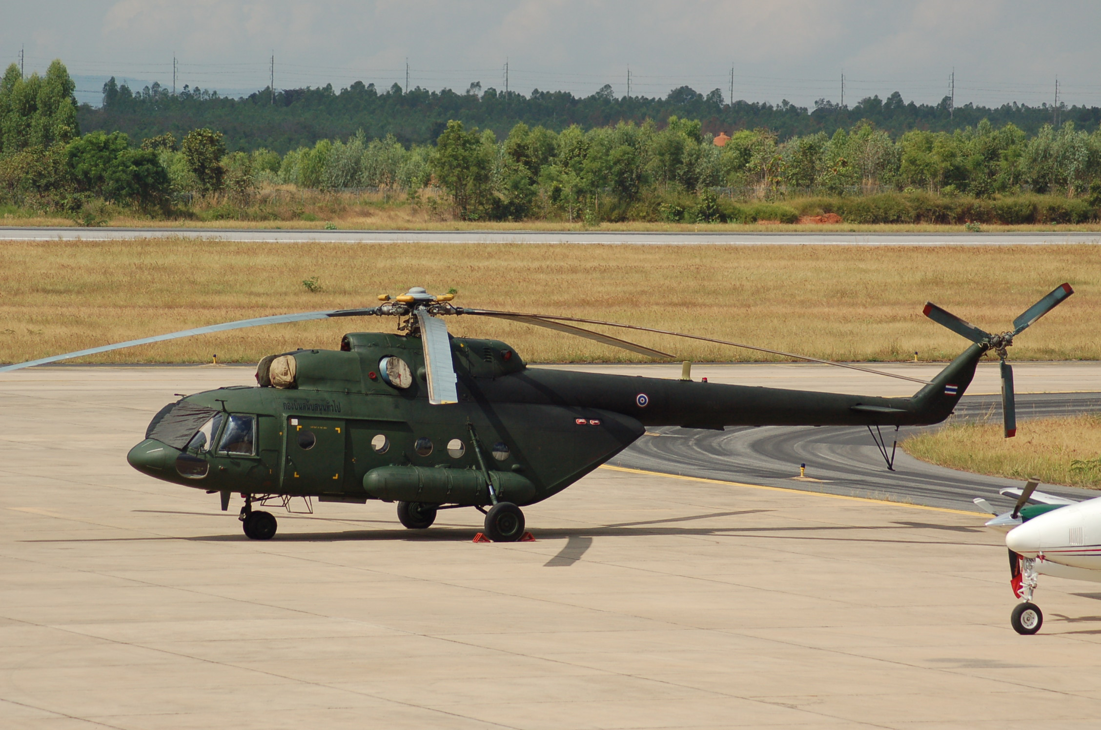 Thailand Looks to Buy 12 Mi-17V5 Helicopters to Replace the