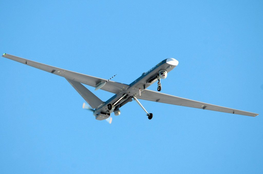 Russian company release photos of new Orion UAV