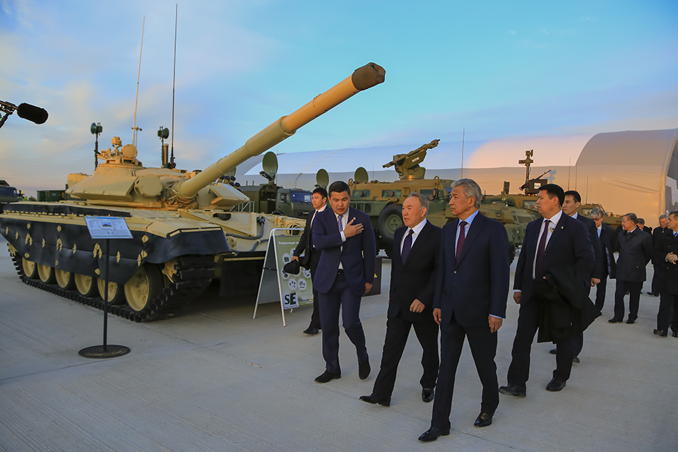 KADEX-2018 international defence exhibition will be held in
