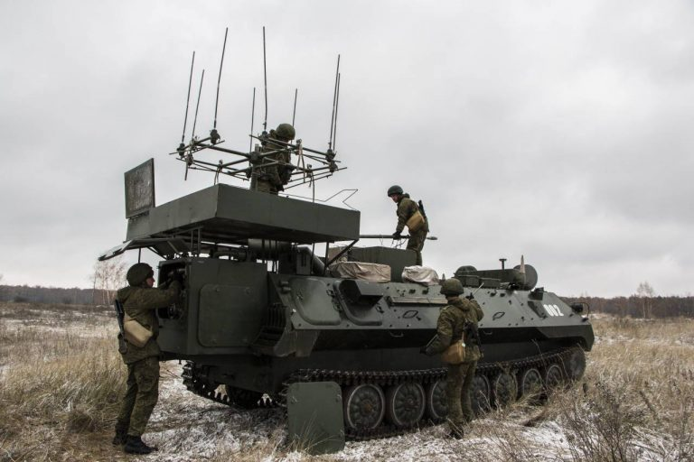 New unit to counter UAV created in Russia Federation