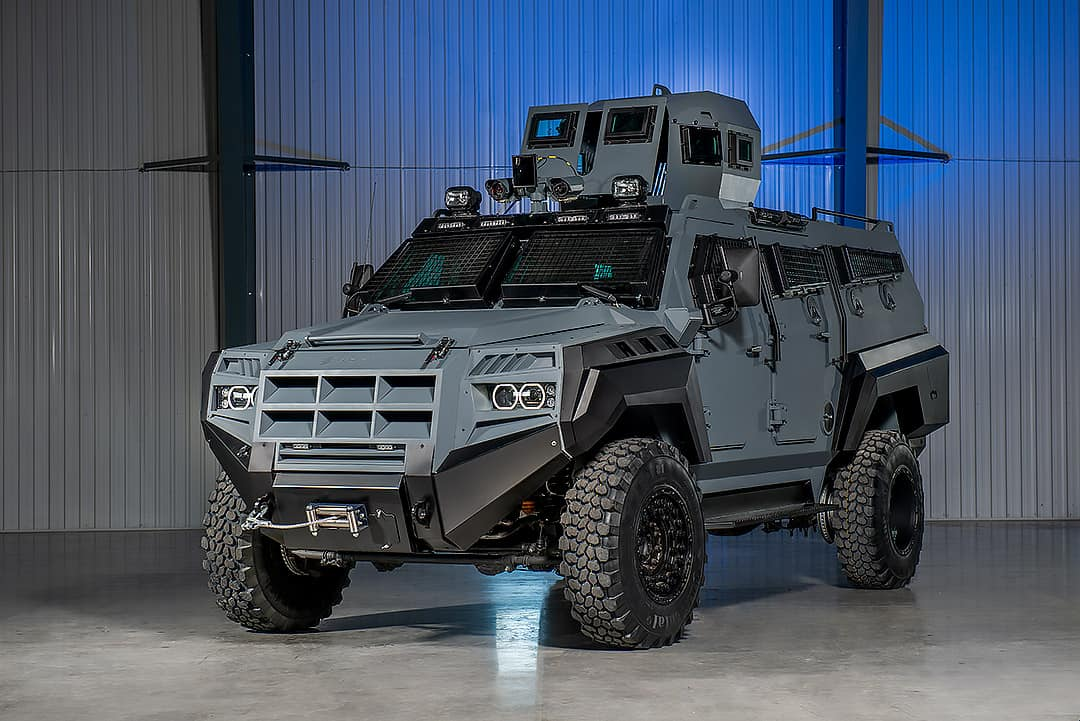 Roshel to unveil its recently developed armoured vehicles ...