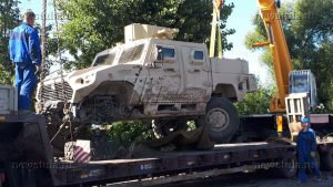 UAE confirms order Rabdan new 8×8 armoured vehicles with