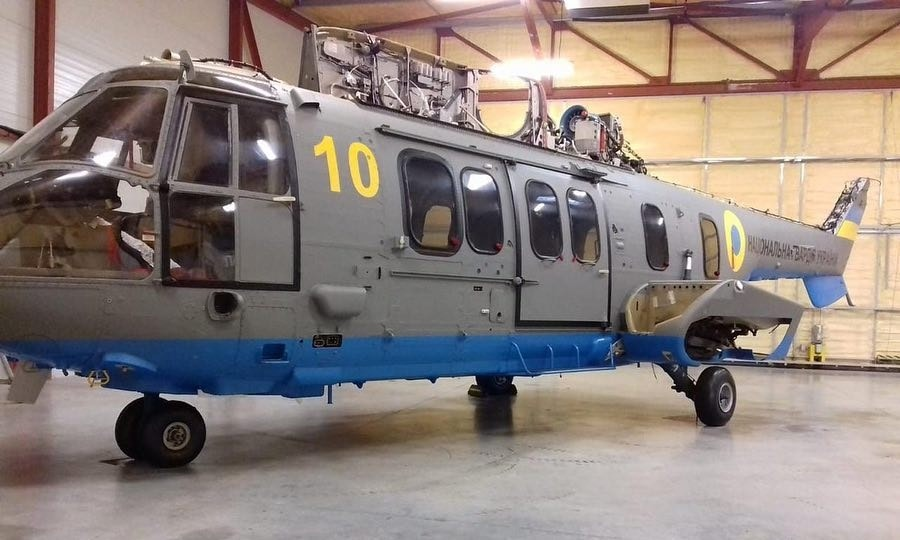 Ukraine soon to receive first French H225 multi-role helicopters