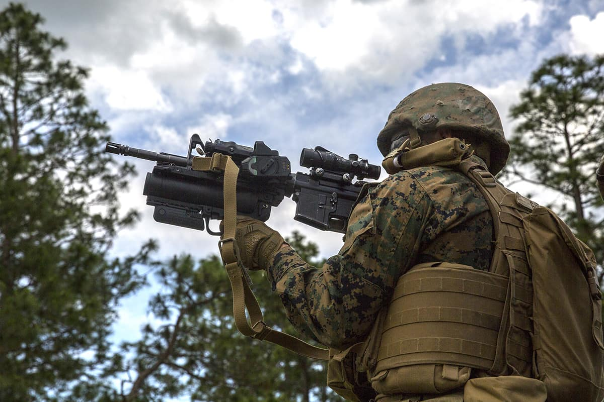 Marine Corps plans to introduce new grenade launcher – Defence Blog