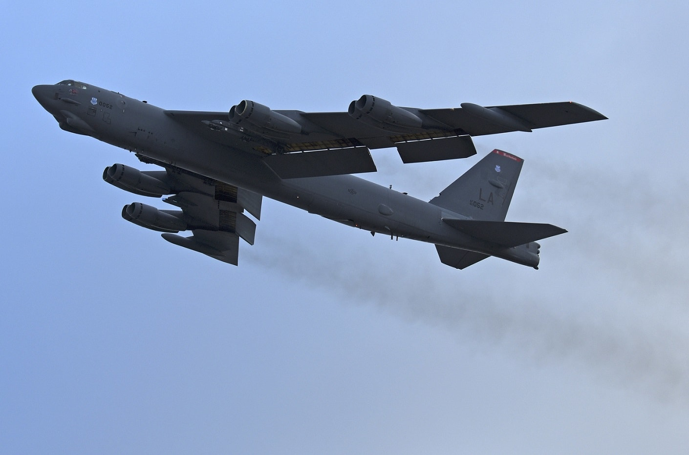 Russian Defense Ministry confirms US bomber flies 93 miles from