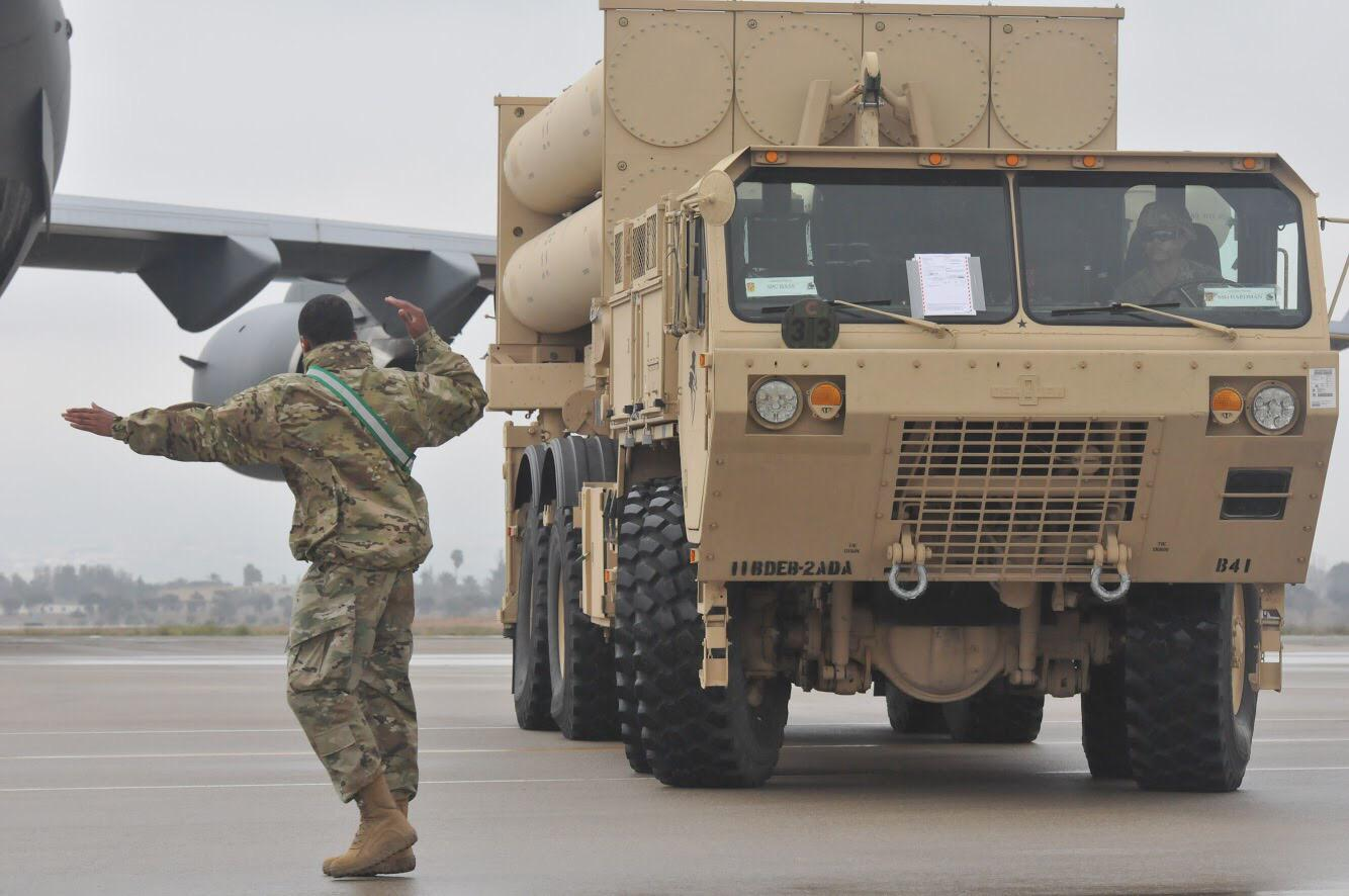 United States deploys THAAD missile system to Israel