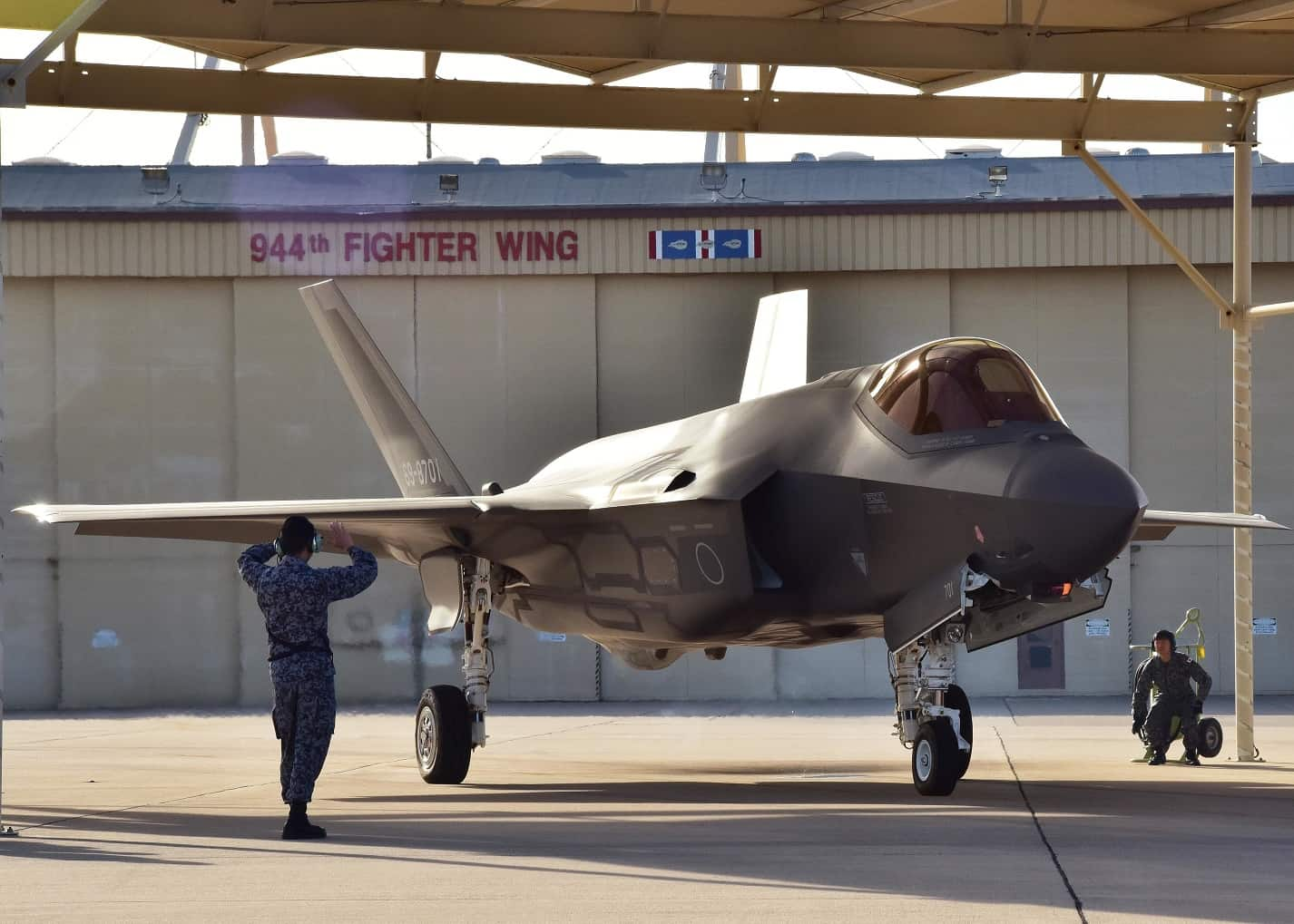 A Japanese F-35A fighter jet is missing; remaining 12 are grounded
