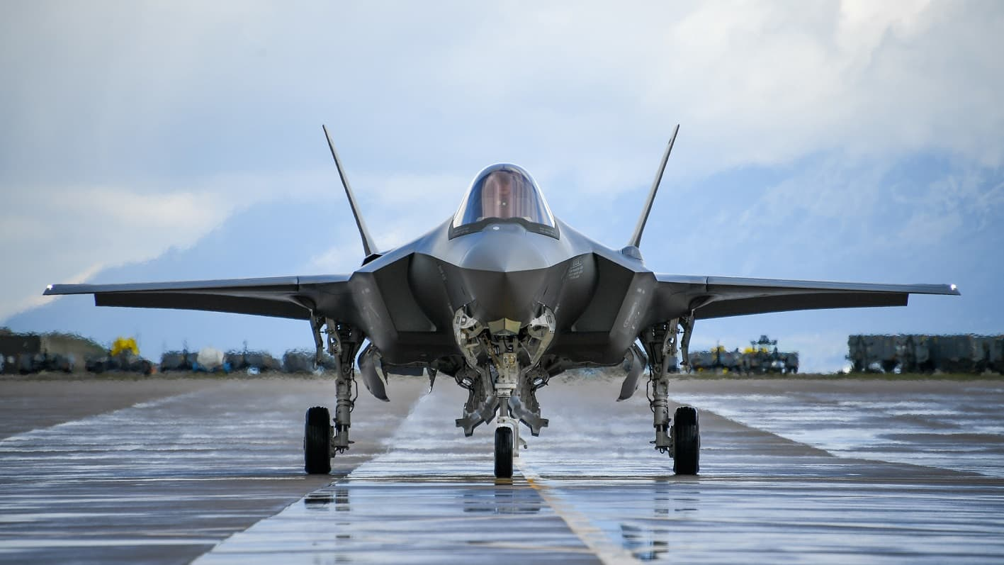 Korea vows to respond to South's purchase of F-35 jets