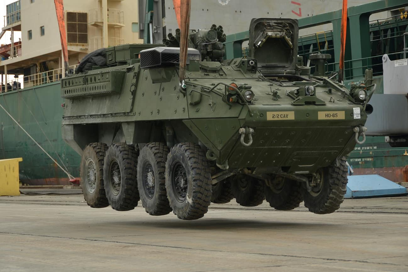 Military Vehicles For Sale >> Pentagon Approves Stryker Infantry Carrier Vehicles Sale To