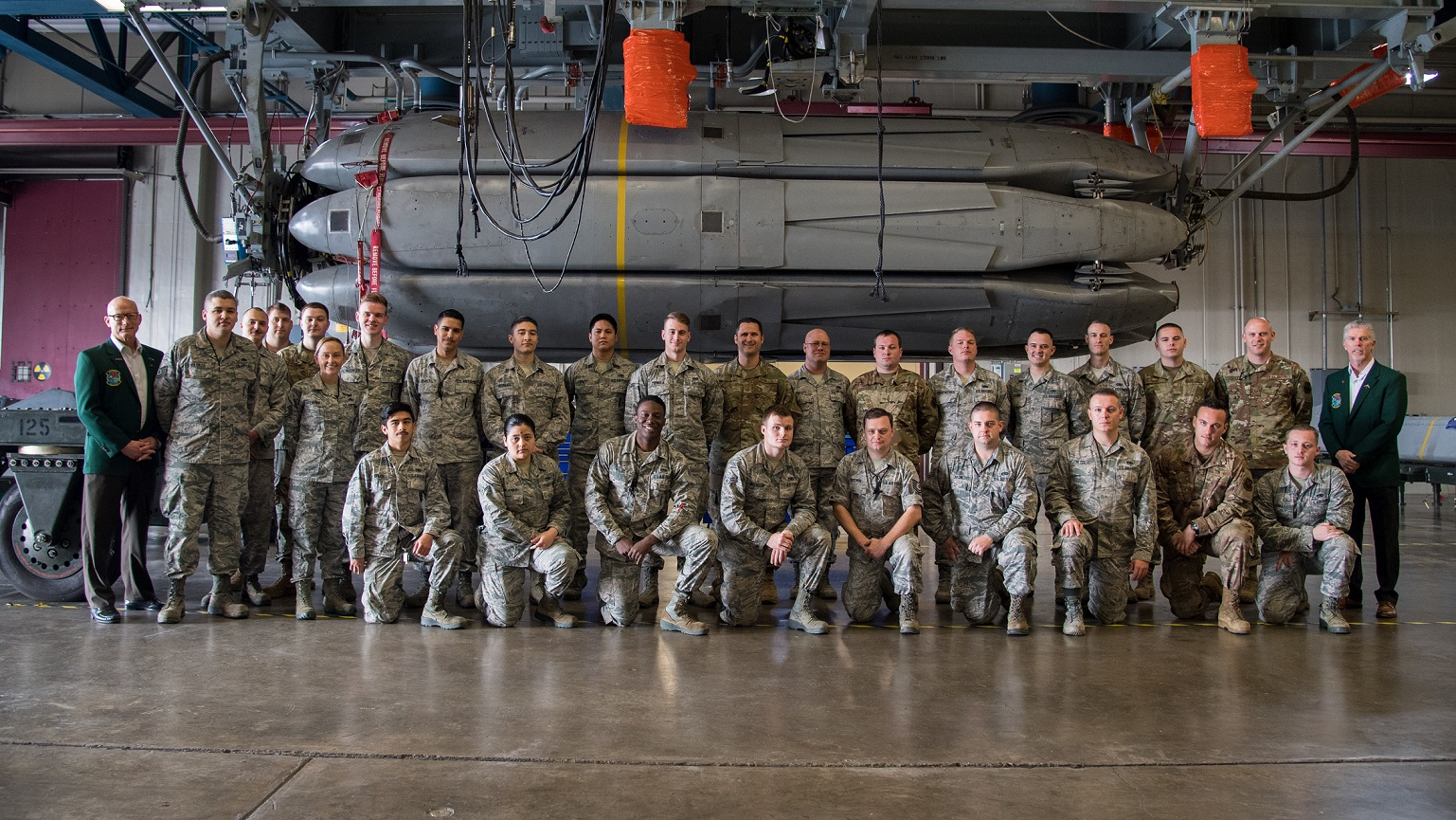 5933234 - U.S. Air Force retired integral component of long-range strategic bombing capabilities – Defence Blog