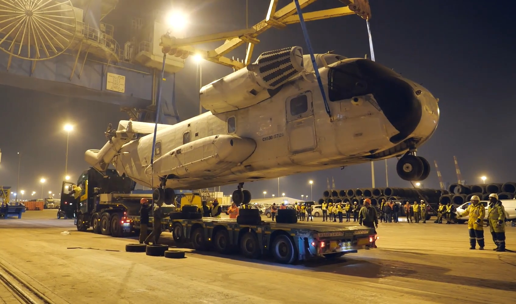 5993437 1 - Israel receives ex-U.S. Marine Corps helicopters – Defence Blog
