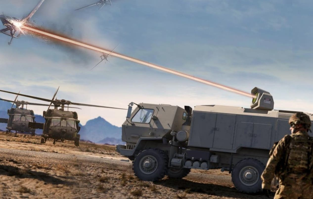 DvXsOHOUcAAckxW - Lockheed Martin's experts details laser weapon program – Defence Blog