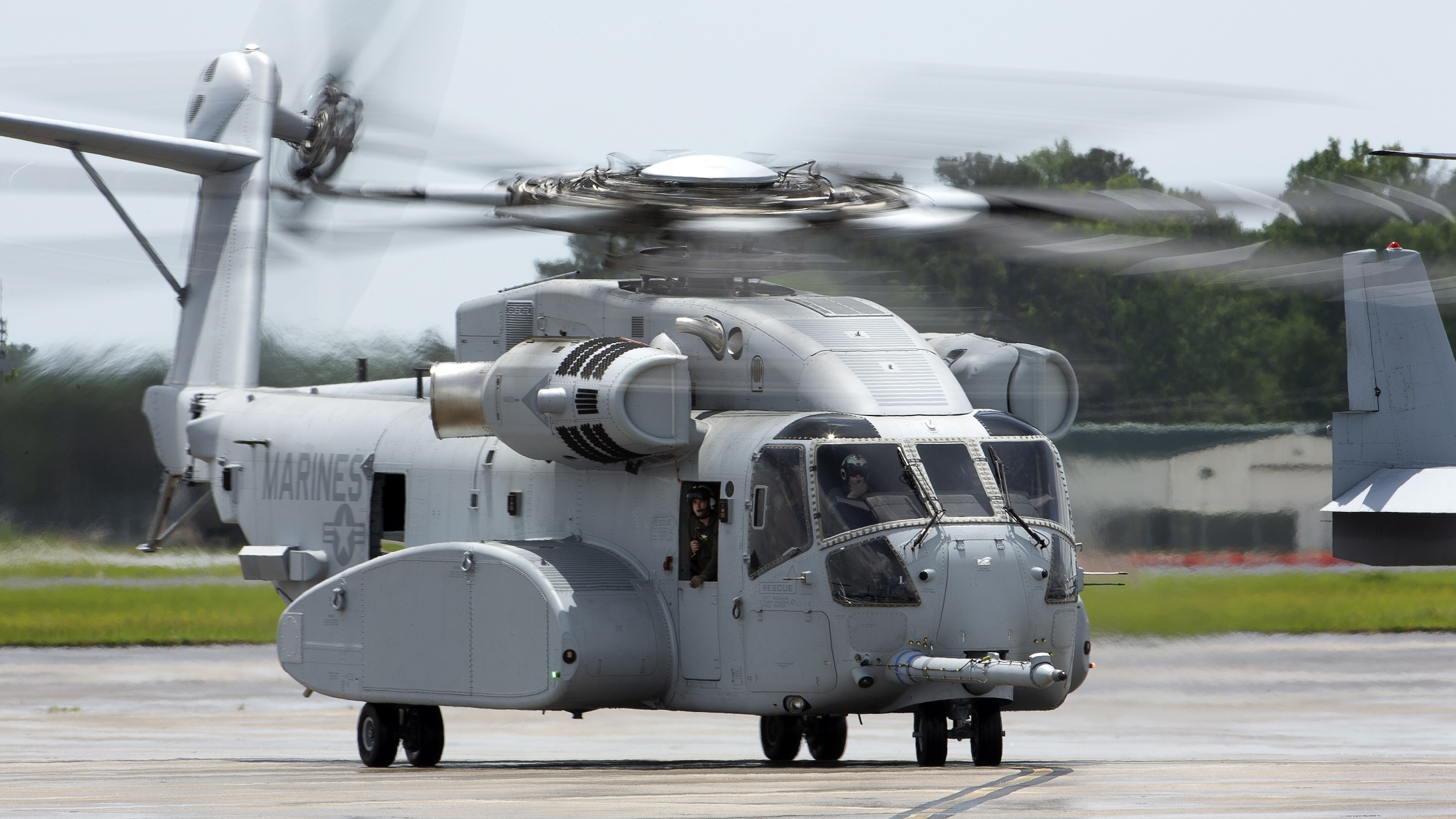 4394438 - Sikorsky, Rheinmetall submit proposal for Germany's new heavy lift helicopter – Defence Blog