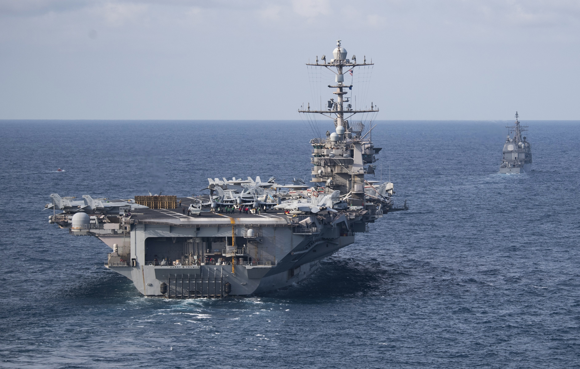 5592730 - U.S. 2nd Fleet achieved full operational capability – Defence Blog