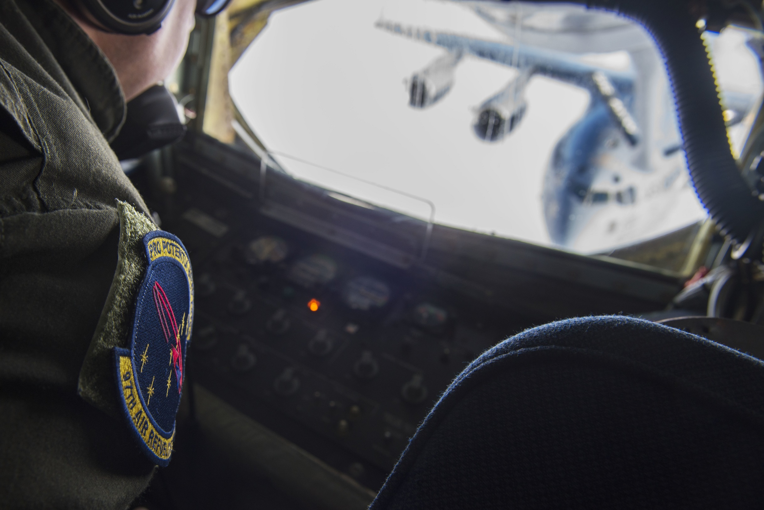 Fairchild's newest air refueling squadron completes first mission