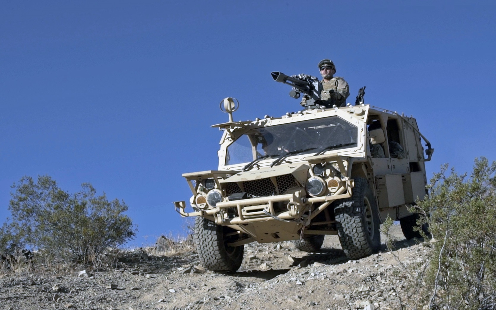GUNNER1 - U.S. Army looks to buy new lightweight gatling gun – Defence Blog