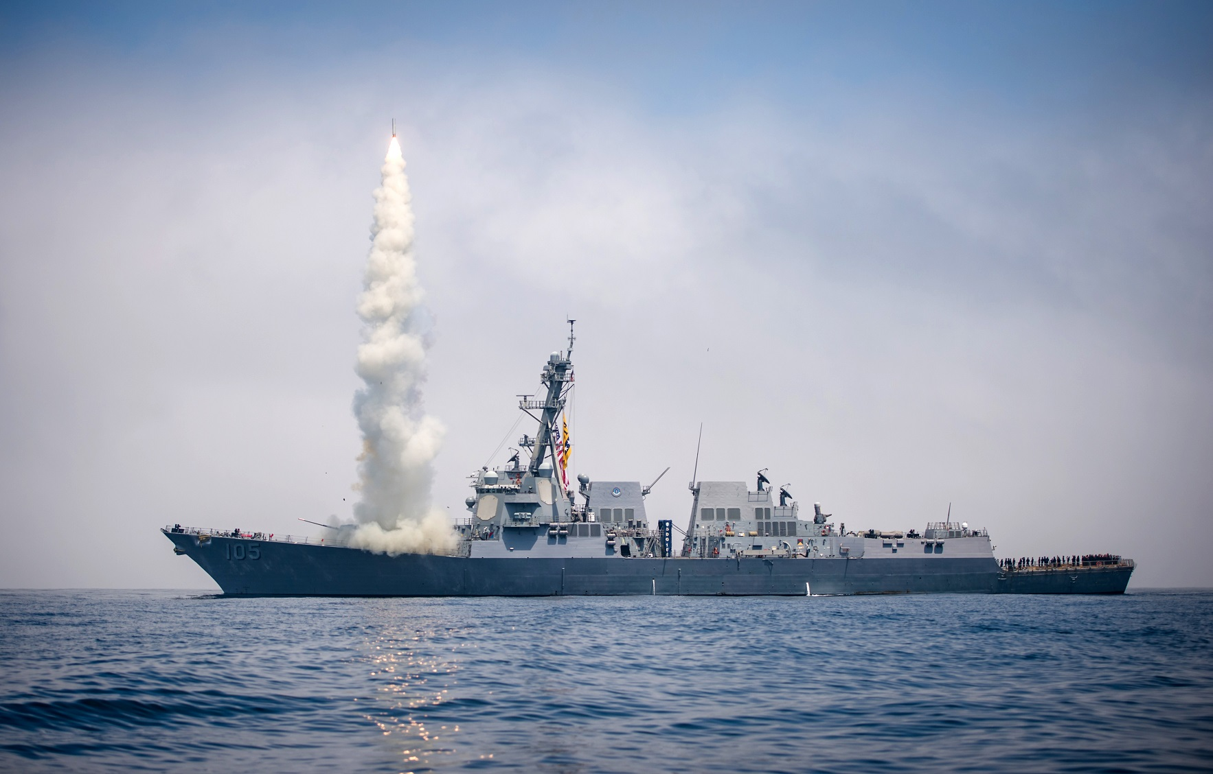 U.S. Navy awards Raytheon with $493M contract for Tomahawk upgrade