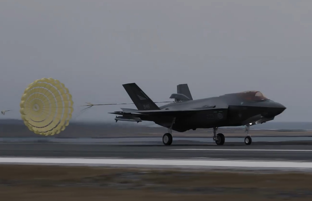 Norway sends F-35 Lighting II Fighters to Iceland for NATO Air Policing