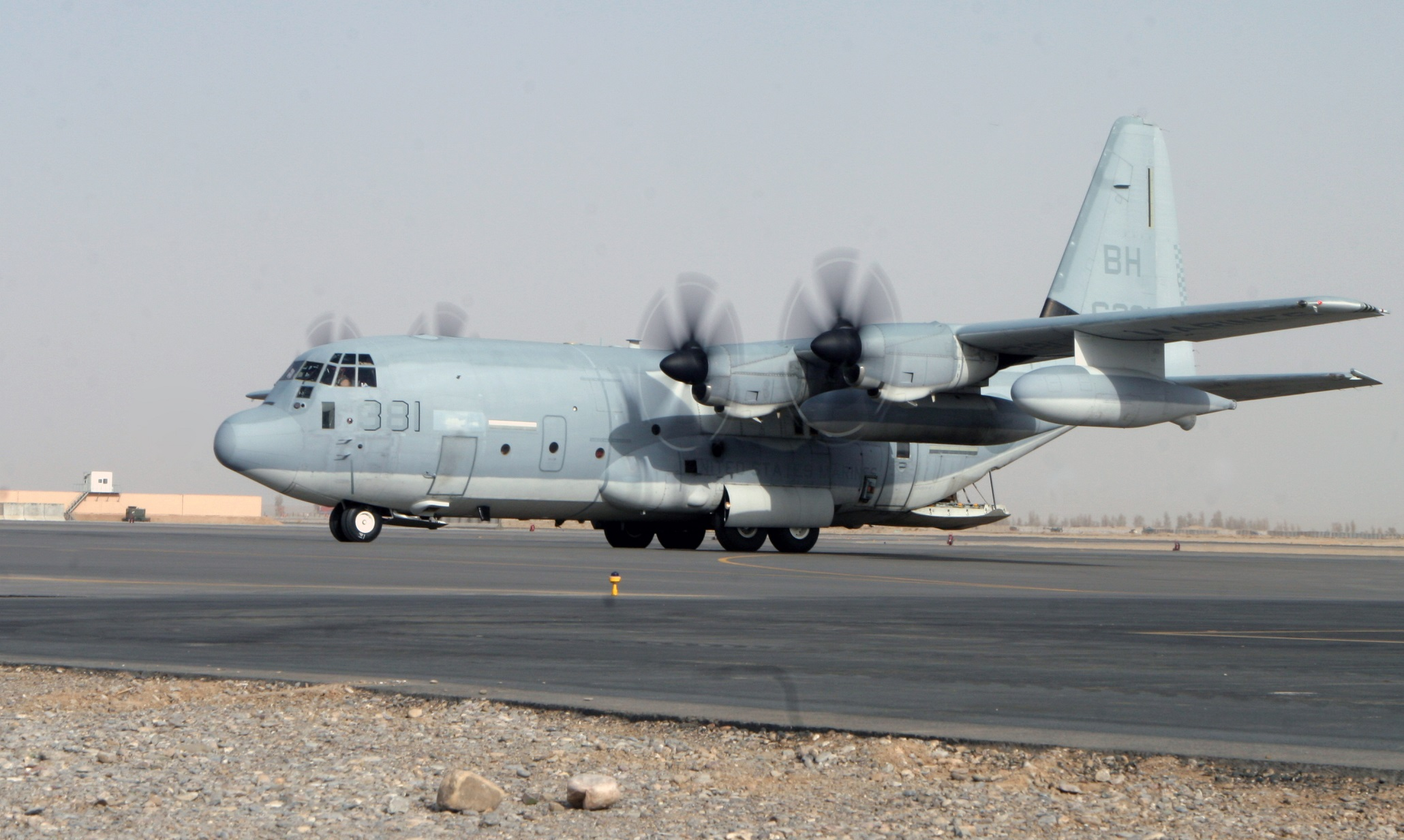 BAE Systems wins contract to teaches KC-130J plane new tricks