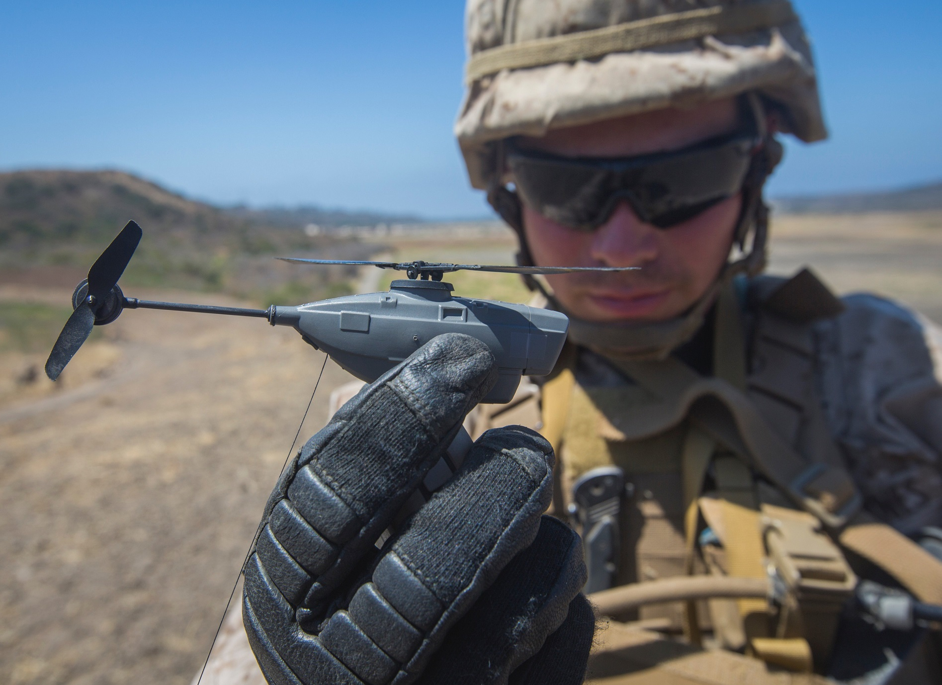 U.S. Army awards contract to FLIR for additional nano unmanned ...