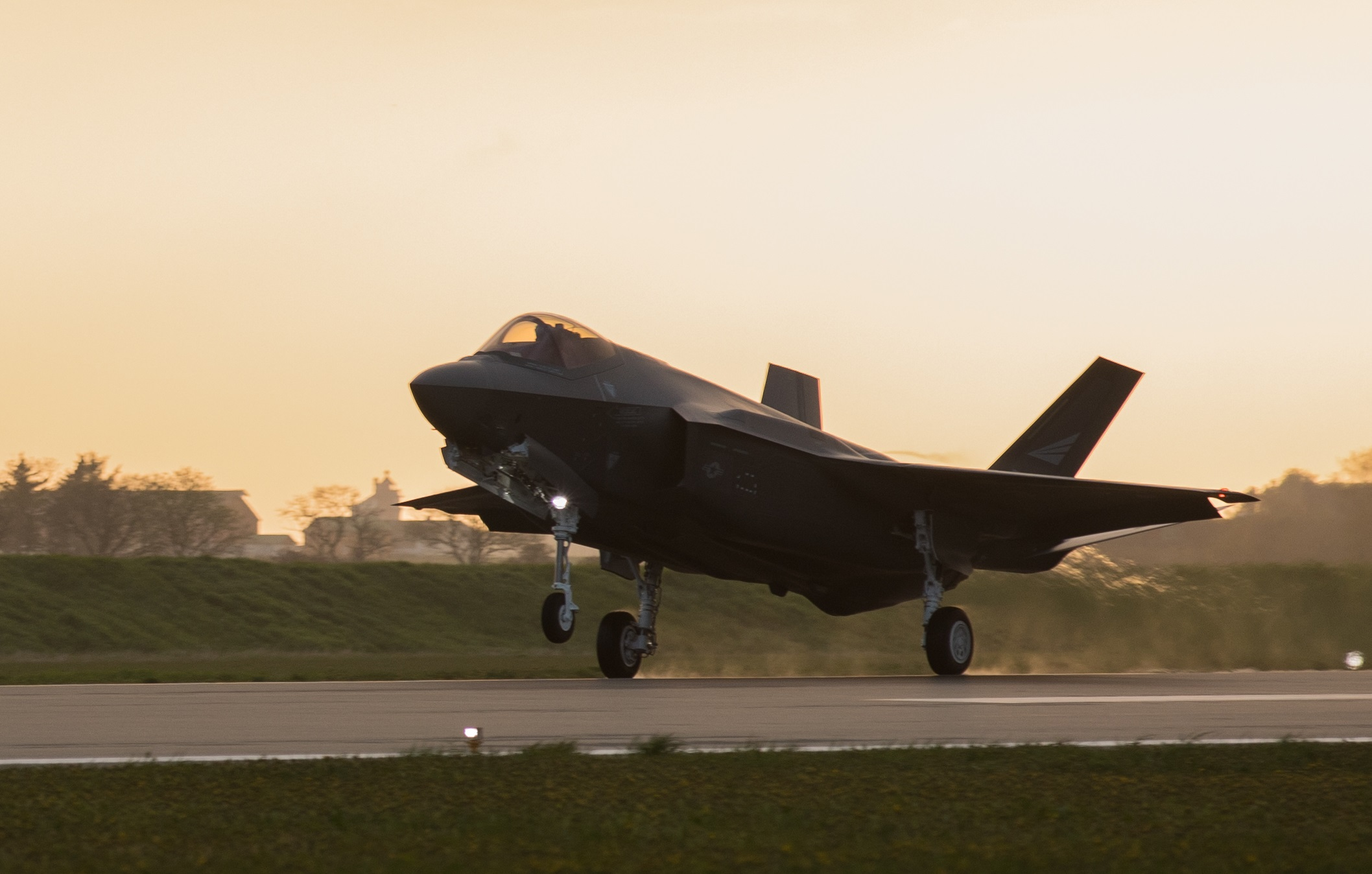 Norway receives three newest F-35 stealth fighters